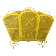 Stunning Ornate Large French Birdcage Display Piece