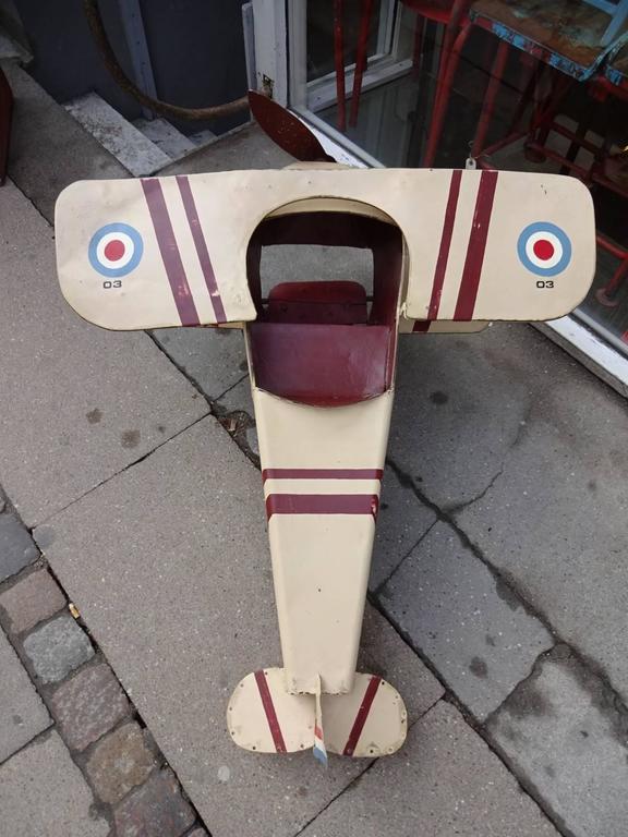French Aeroplane for Children 3