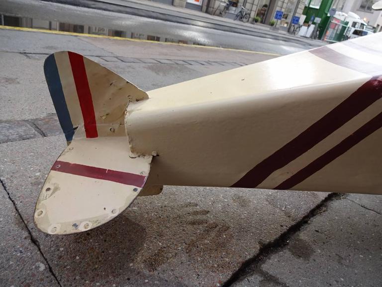 French Aeroplane for Children In Good Condition For Sale In Copenhagen K, DK