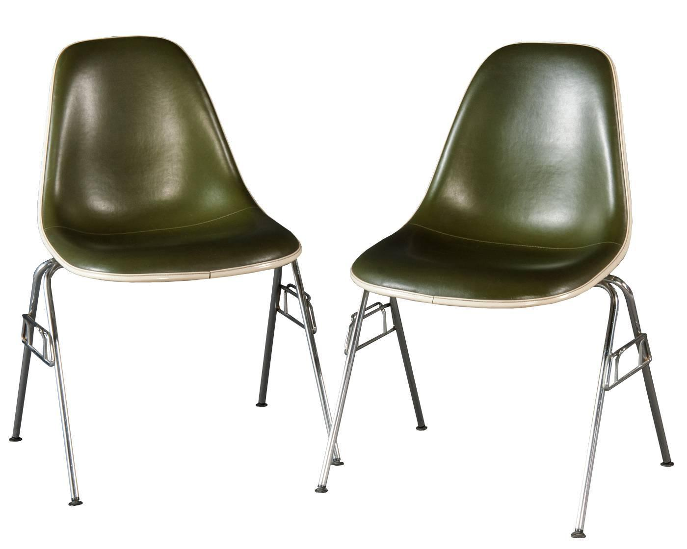 Model dss chair by charles and ray eames at 1stdibs - Charles eames and ray eames ...