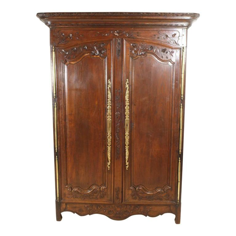 pine cabinet french hutch country breakfront item ethan cupboard china bookcase full r allen