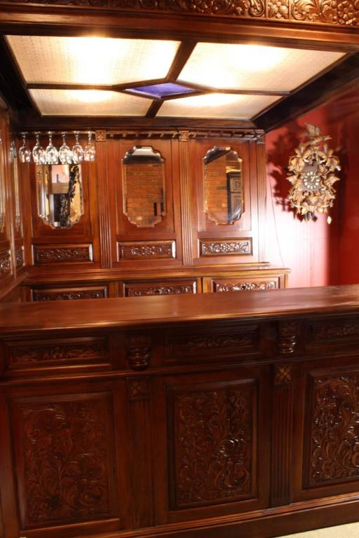 Early 20th Century English Bar For Sale At 1stdibs