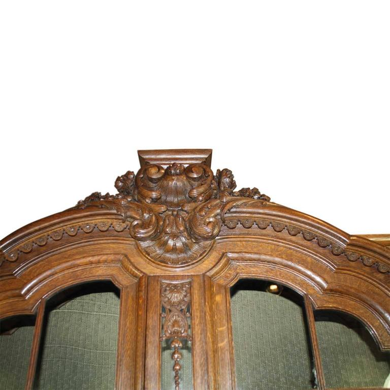French Late 19th Century Louis XV Style Hutch For Sale