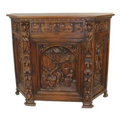 17th Century Dutch Oak Sea Chest For Sale At 1stdibs