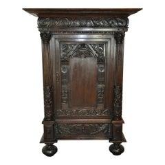 Dutch Wedding Cabinet, circa 1880