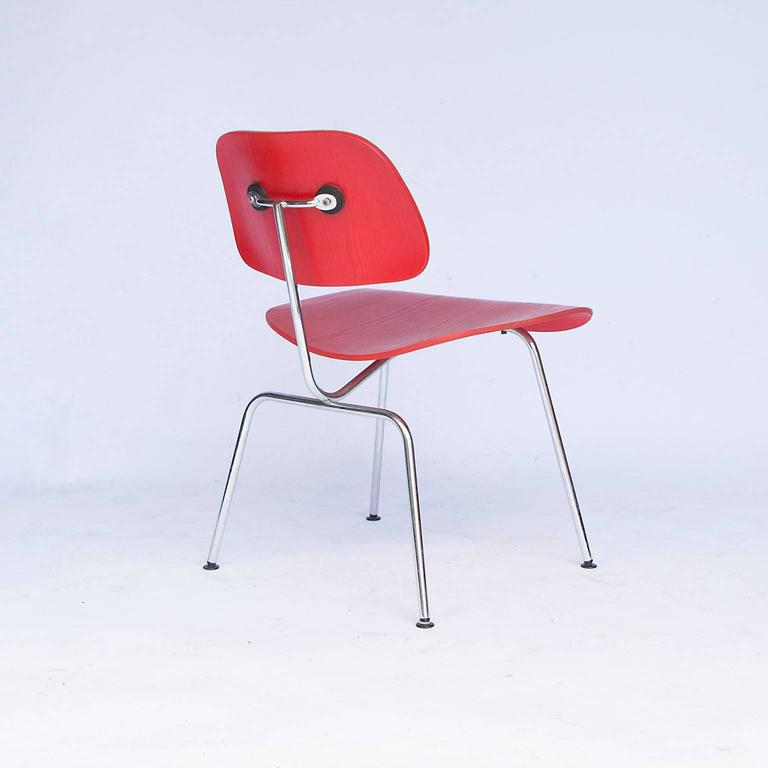 Mid Century Modern 1946, Charles Eames, DCM In Ash, Original By Vitra