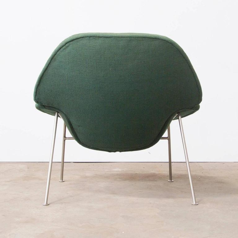 Pierre Paulin Ribbon Chairs In Missoni Fabric At 1stdibs: 1960, Pierre Paulin, Rare 555 Easy Chair In Original Green