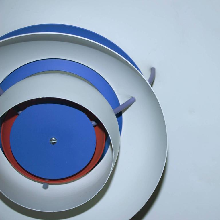 Mid-20th Century 1958, Poul Henningsen for Louis Poulsen, PH5 Pendant Light For Sale