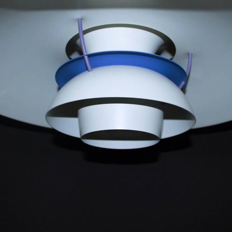 Danish 1958, Poul Henningsen for Louis Poulsen, PH5 Pendant Light For Sale
