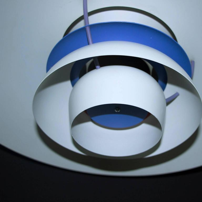 1958, Poul Henningsen for Louis Poulsen, PH5 Pendant Light In Excellent Condition For Sale In Amsterdam, North Holland