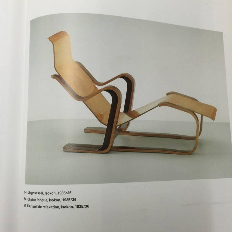 Long chair by marcel breuer for knoll at 1stdibs for Breuer chaise longue