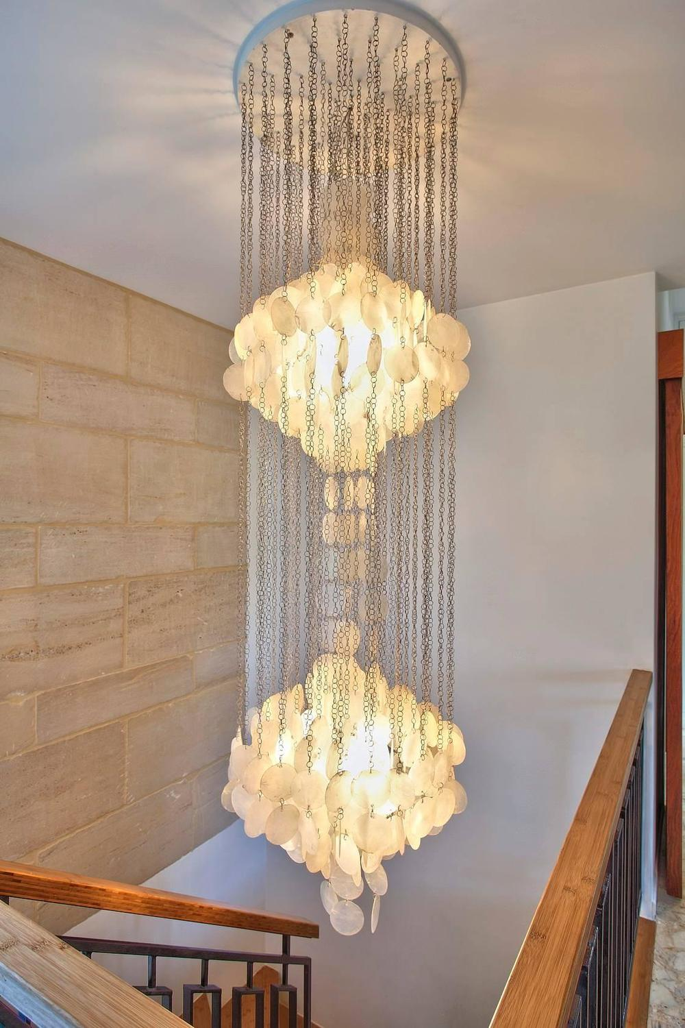 Suspended lamps by verner panton fun model for sale at for Funny lamps for sale