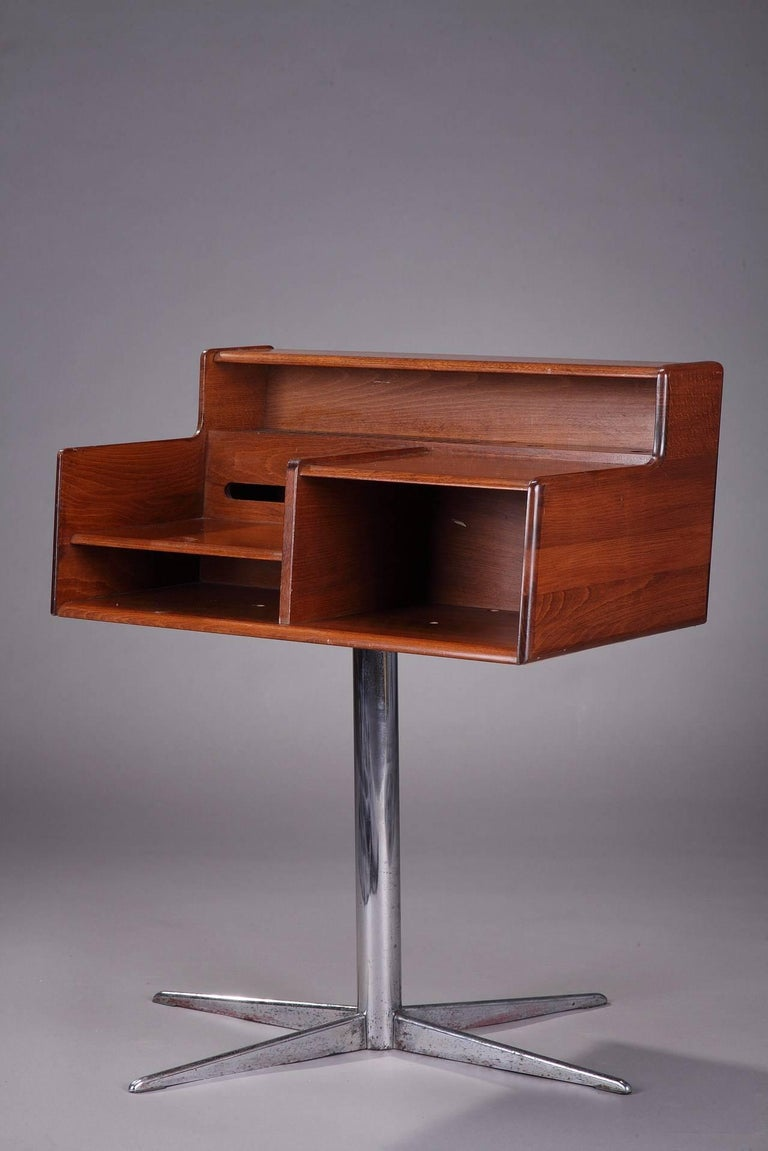 Mid-20th Century 1960s Italian Swivel Console by Fimsa, Italy For Sale