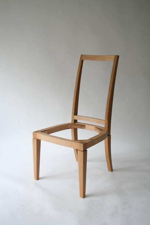 Gosling Classic Dining Chair With Oak Frame And Upholstery Details For Sale A