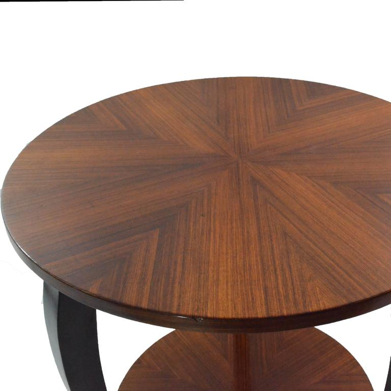 early 20th century art deco gueridon small table for sale at 1stdibs. Black Bedroom Furniture Sets. Home Design Ideas