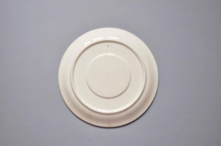 Original White Star Line Gilt Porcelain Plate At 1stdibs