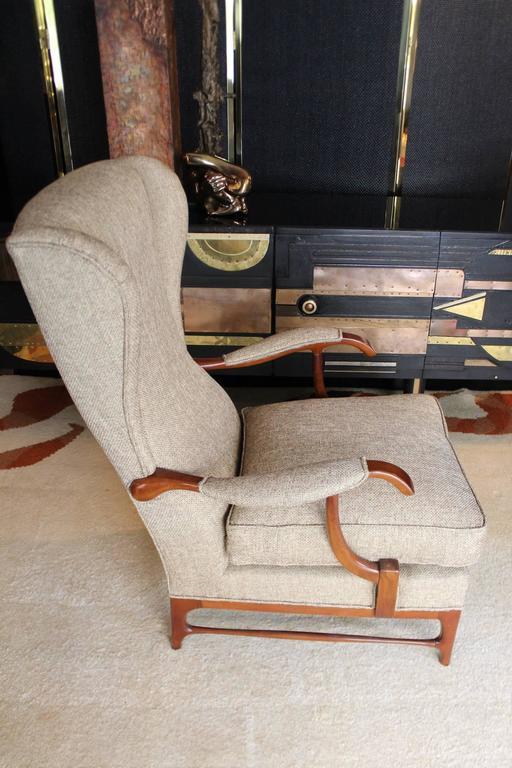 Italian Paolo Buffa 1950s Armchairs For Sale