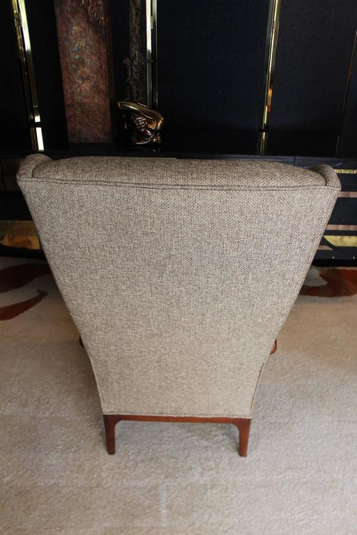 Hand-Carved Paolo Buffa 1950s Armchairs For Sale