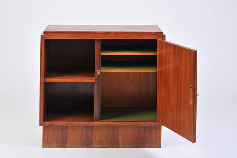 French 1940s rosewood cabinet at 1stdibs for 1940s kitchen cabinets for sale
