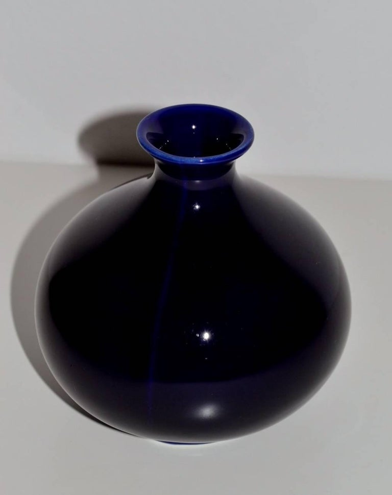 Art Deco Italian Flower Vase or Vessel by Guido Andlovitz for Lavenia, 1930s For Sale