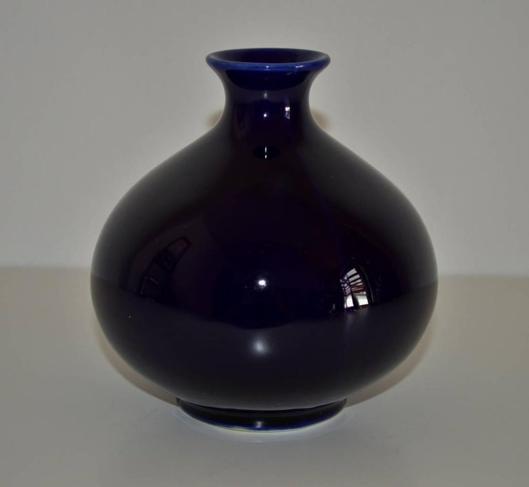 Hand-Crafted Italian Flower Vase or Vessel by Guido Andlovitz for Lavenia, 1930s For Sale