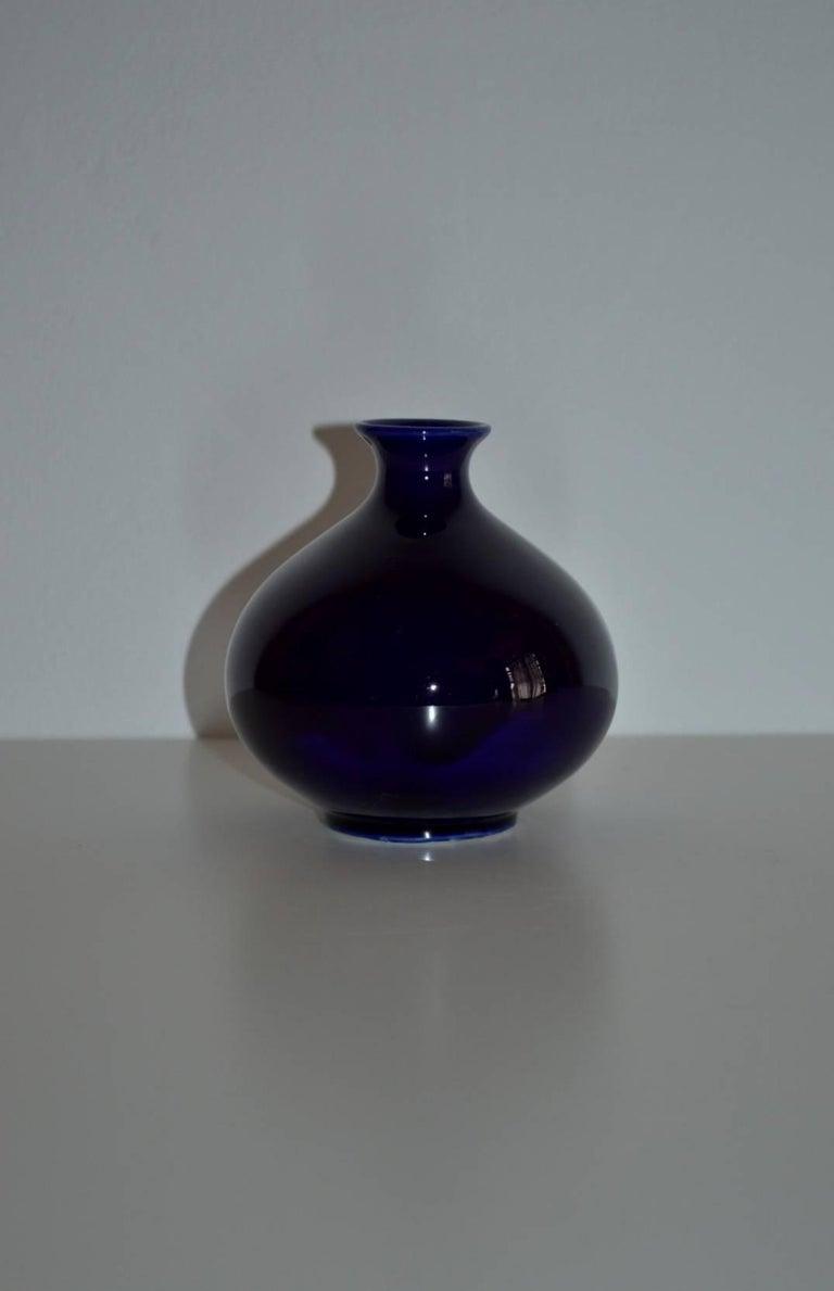 Italian Flower Vase or Vessel by Guido Andlovitz for Lavenia, 1930s For Sale 1