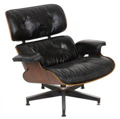 Herman Miller Eames 670 Rosewood Lounge Chair