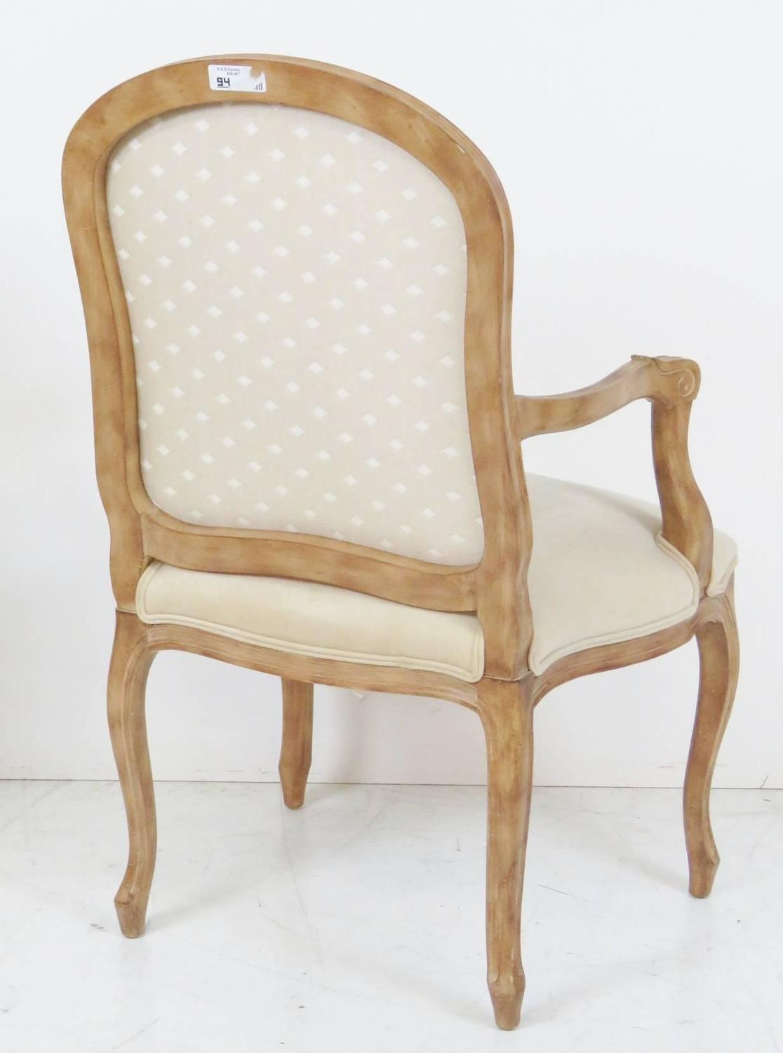 Eight Louis XVI Style Upholstered Dining Chairs For Sale At 1stdibs