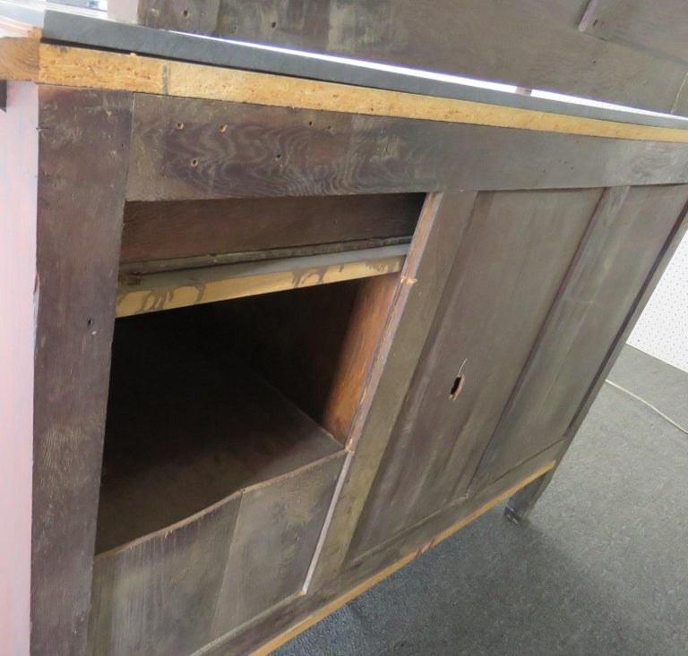 20th Century Louis XV Style Normandy Cupboard For Sale