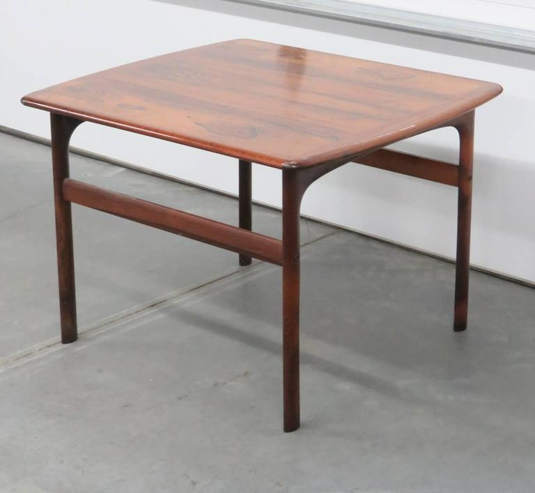 Rasmus Solberg Modern Rosewood Side Table For Sale at 1stdibs : 6892l from www.1stdibs.com size 768 x 708 jpeg 34kB