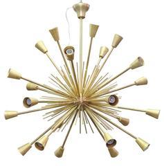 Modern Design Brass Sputnik Chandelier