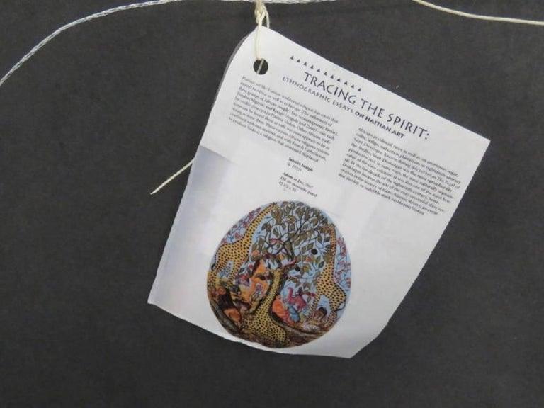 Jungle Still Life, signed J. Gautier In Good Condition For Sale In Swedesboro, NJ