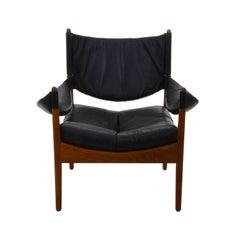 Modus Easy Chair by Kristian Vedel, Soren Willadsen, 1963, Danish Vintage Chair