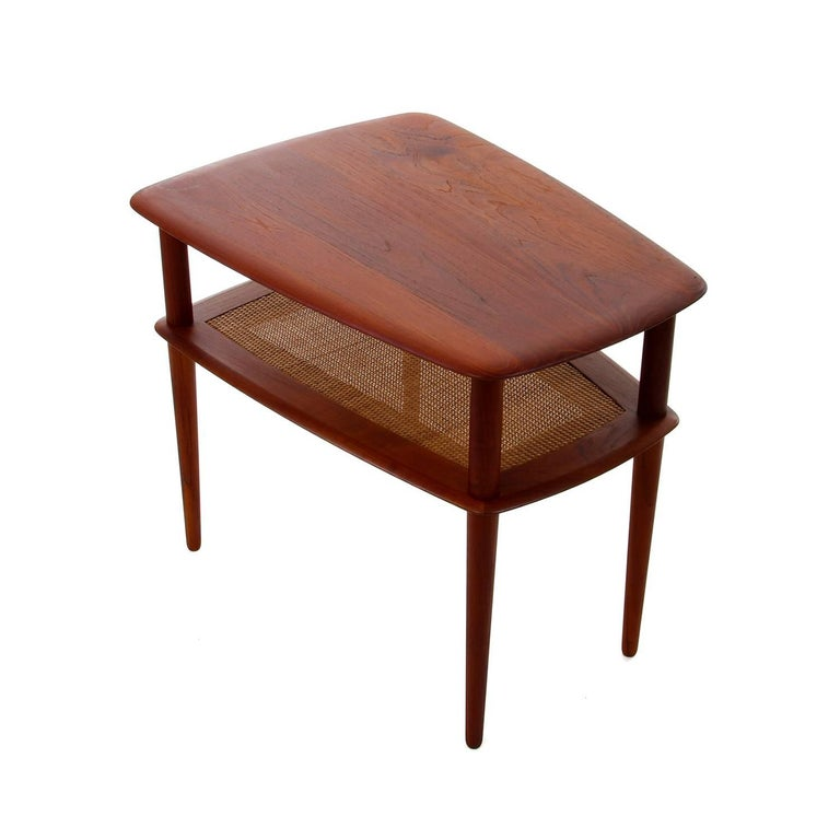 Fd 518 teak lamp table by hvidt and molgaard for france and son fd 518 teak lamp table by hvidt molgaard for france and son 1956 for aloadofball Images