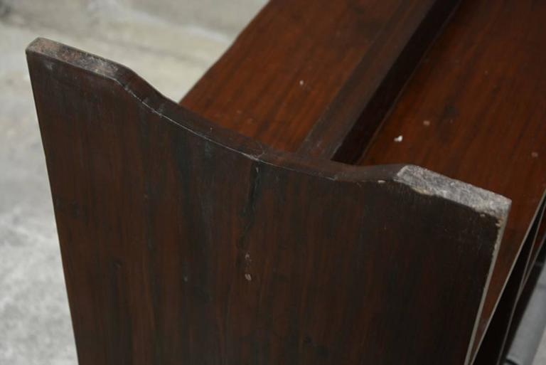 Pierre Jeanneret File Rack In Good Condition For Sale In BREST, FR