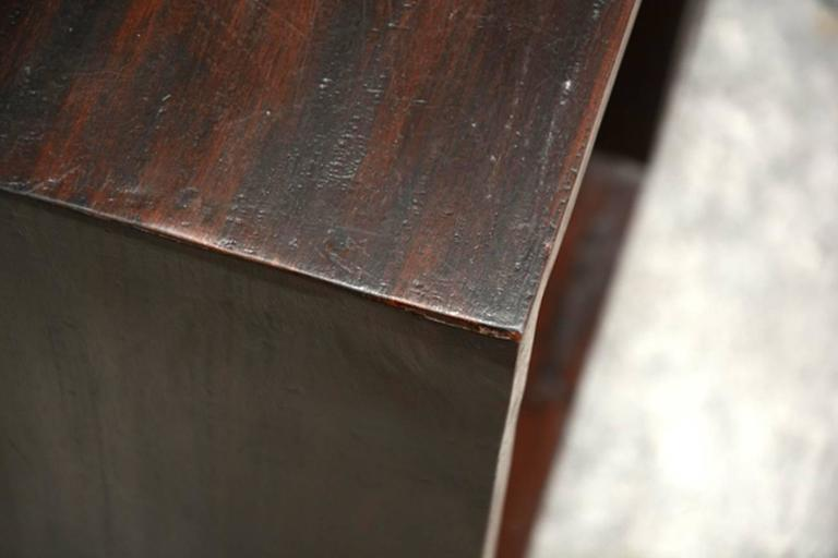 Wood Pierre Jeanneret File Rack For Sale