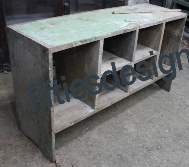 Pierre Jeanneret File Rack For Sale 1