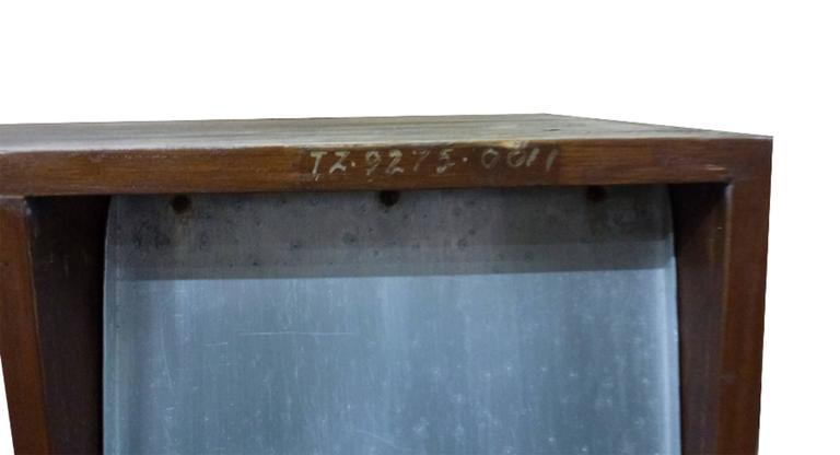 Pierre Jeanneret Very Rare Newspaper Bookcase 3