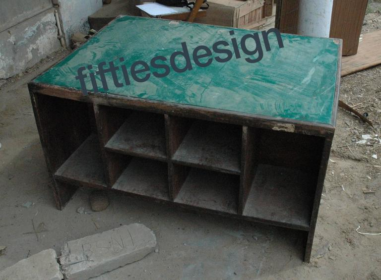 Pierre Jeanneret Office Desk For Sale 2