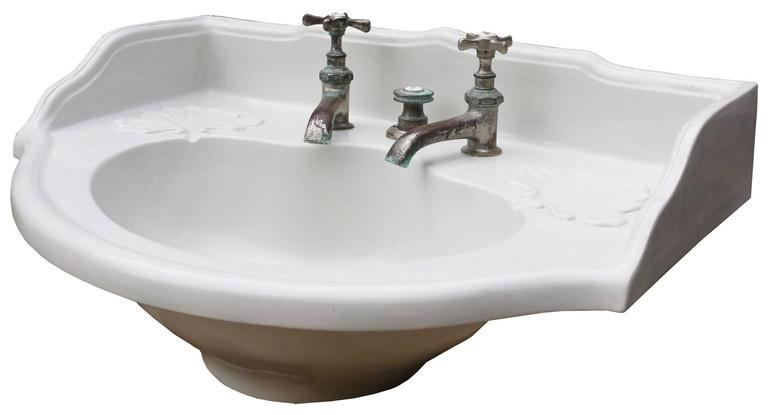 19th Century Antique French Basin Sink For Sale At 1stdibs