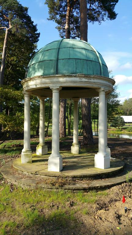Early 20th Century Garden Temple/ Rotunda At 1stdibs