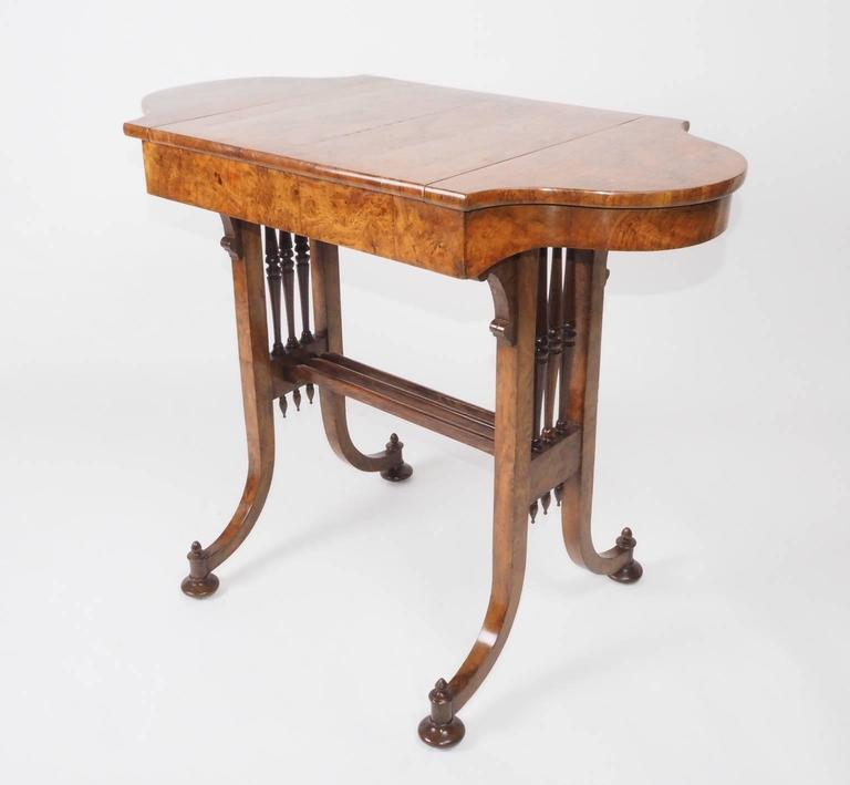 Pollard oak games table circa 1825 for sale at 1stdibs for Furniture 1825