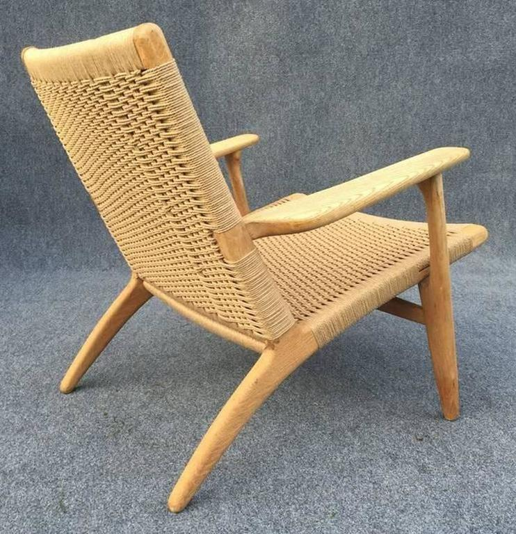 CH25 Chair by Hans J Wegner for Carl Hansen 3