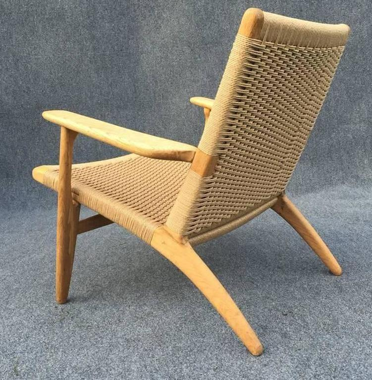 CH25 Chair by Hans J Wegner for Carl Hansen 4