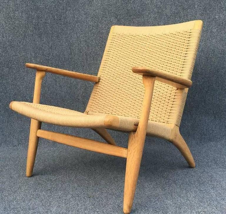 CH25 Chair by Hans J Wegner for Carl Hansen 5