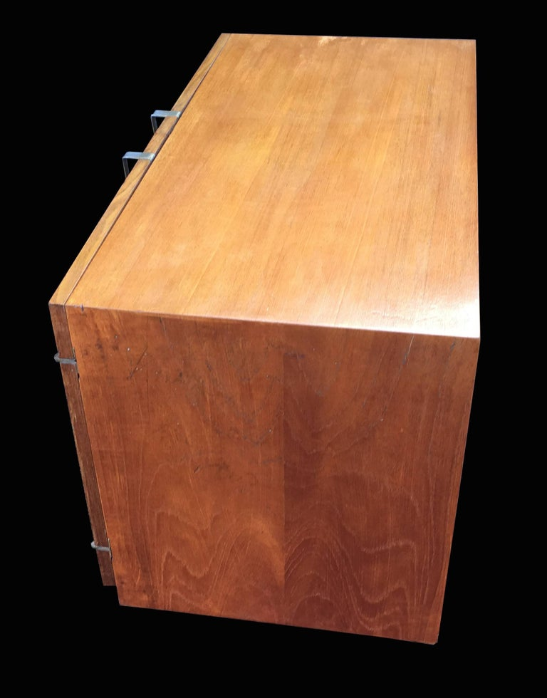 Mid-20th Century Teak 's Range' Cabinet by John & Sylvia Reid for Stag For Sale