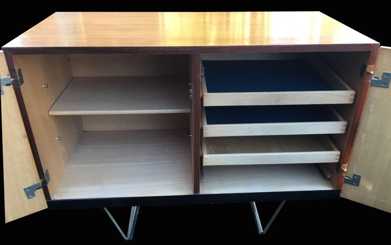 Teak 's Range' Cabinet by John & Sylvia Reid for Stag In Good Condition For Sale In Little Burstead, Essex