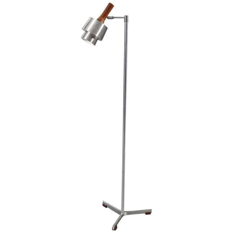 Model 294 Standard/ Reading Lamp by Jo Hammerborg for Fog & Mørup For Sale