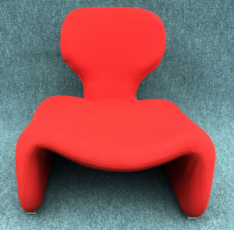 Mid-20th Century Djinn Chair by Olivier Mourgue for Airborne