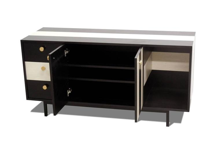 Atocha Design No Wave Credenza or Sideboard In New Condition For Sale In New York, NY